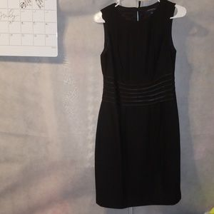 Womens Black Banana Republic Dress